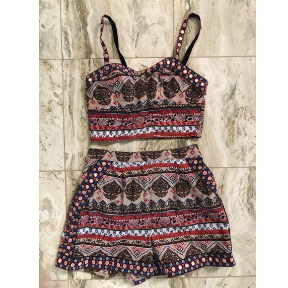 Other - Tribal 2 Piece Set